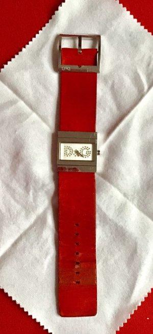 D&G Uhr Rot/Pink