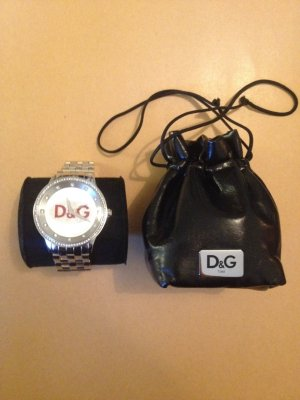 D&G Water Resistant Watch