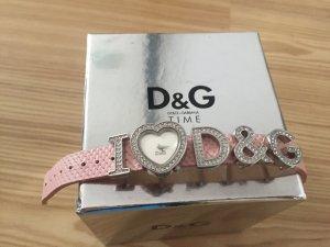 D&GTime Uhr I ❤️D&G Dolce&Gabbana