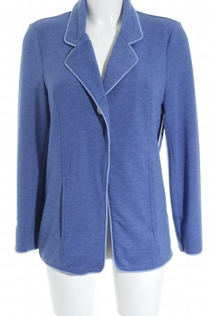 Daily Comfort Jersey Blazer blue casual look