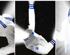 Colette Giacca bianco-blu