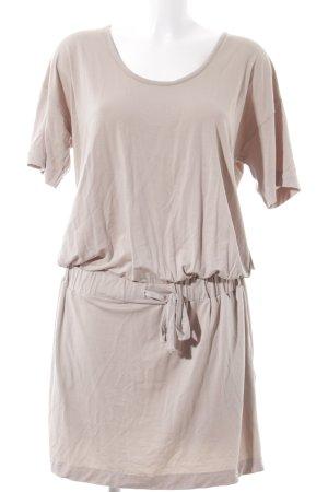 Daily's Jerseykleid beige Casual-Look