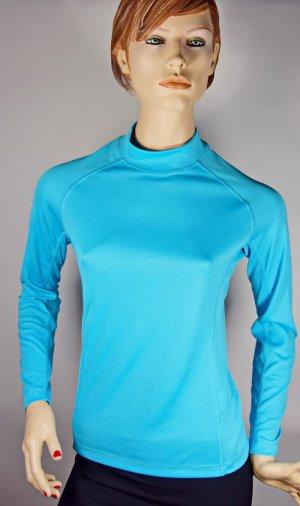 Daily Sports Sports Shirt light blue polyester