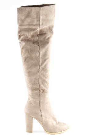 Daisy Street Overknees natural white casual look