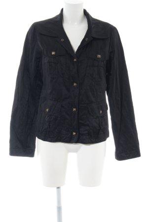 Daite Between-Seasons Jacket black casual look