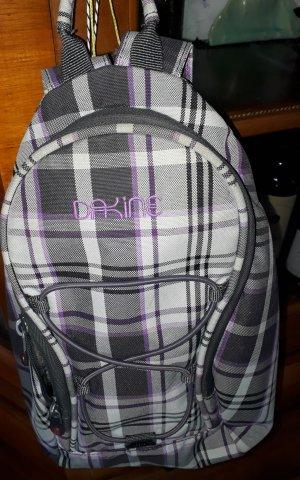 Dakine Sac à dos gris clair-lilas