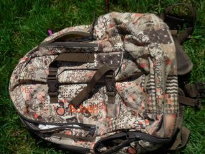 Dakine Backpack multicolored textile fiber