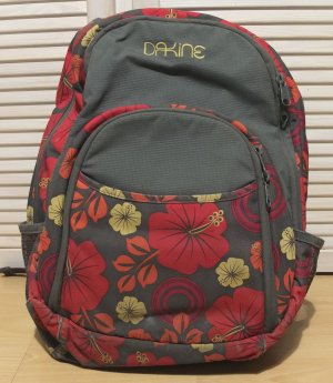 Dakine Laptop Backpack multicolored synthetic fibre