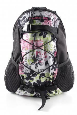Dakine Laptop Backpack abstract pattern skater style