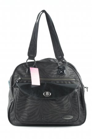 Dakine Borsa pc antracite-nero motivo astratto stile casual