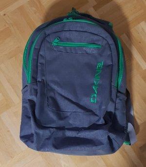 Dakine Backpack grey-lime-green