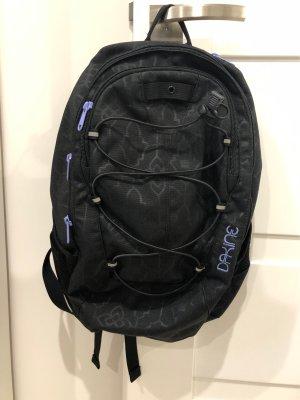 Dakine School Backpack black-purple