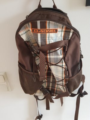 Dakine Backpack brown-light orange