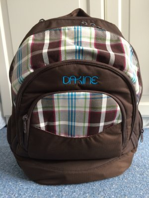 Dakine Laptop Backpack multicolored