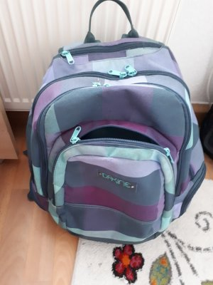 Dakine School Backpack lilac-blue