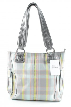 Dakine Shoulder Bag check pattern casual look