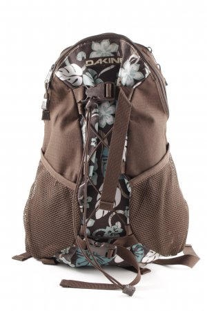 Dakine Trekking Backpack flower pattern casual look