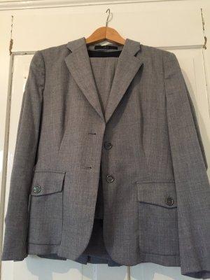 DAKS London Abito business grigio chiaro-grigio
