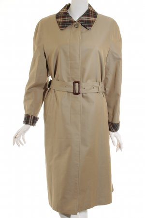 DAKS London Trenchcoat Karomuster Business-Look
