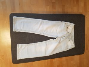 Pantalon 3/4 bleu azur