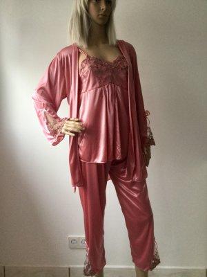 Pijama rosa Poliéster
