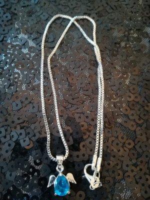 Silver Chain silver-colored-azure