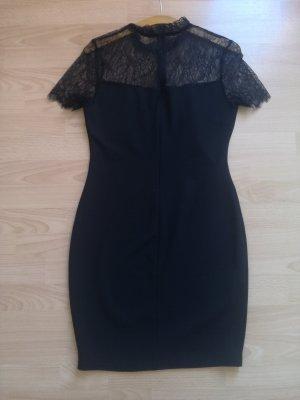 Amisu Vestido de noche negro