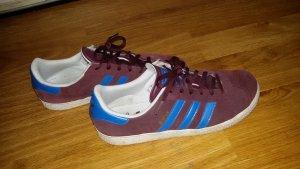 Damen Adidas Gazelle Sneaker Laufschuhe Sportschuhe Gr. 38 Burgund