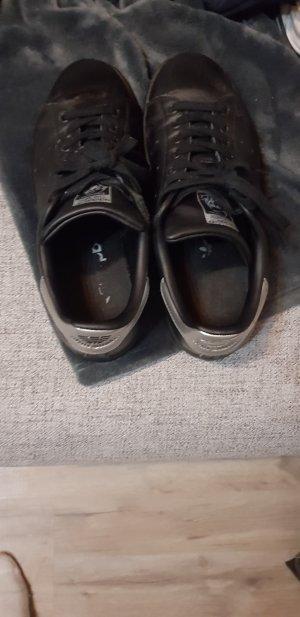 adidas stan smith Sneakers zwart-zilver