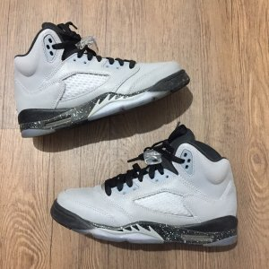Damen Air Jordan 5 Retro Gg Basketballschuhe