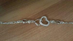 Damen Armband mit Herz Anhänger