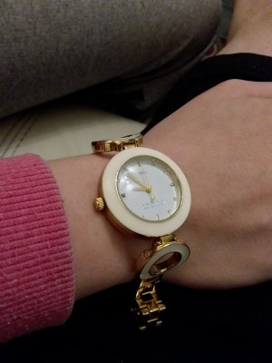 Gucci Accessory white stainless steel