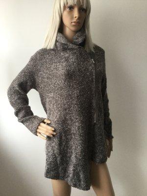 Damen Asymmetrische Cardigan Boucle-Cardigan von H&M Gr.S