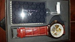 Damen Automatik Uhr K&S