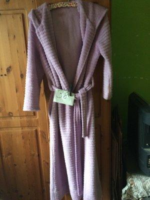 Bathrobe purple