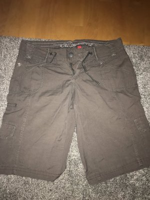 edc by Esprit Pantalone largo marrone scuro