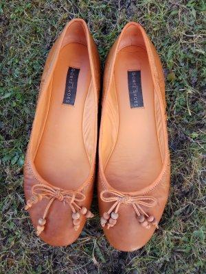 Damen Ballerinas in Echtleder gr.38 görtz shoes