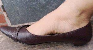 Damen Ballerinas Schuhe Sommerschuhe Größe 40