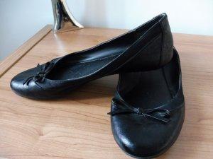 Damen Ballerinas - Schwarz Schuhe