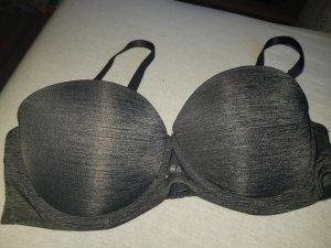 Soutien-gorge argenté-gris