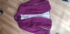 Damen blazer 36 wie neu purpur