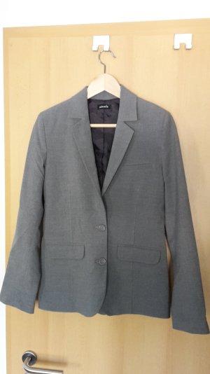 Damen Blazer 38 - grau, sportlich/schick
