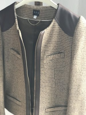 1.2.3 Paris Blazer beige-marrone-grigio