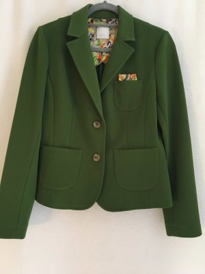 Alba Moda Short Blazer grass green