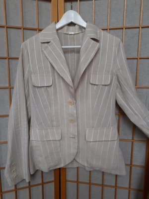 MNG SUIT Unisex Blazer white-natural white