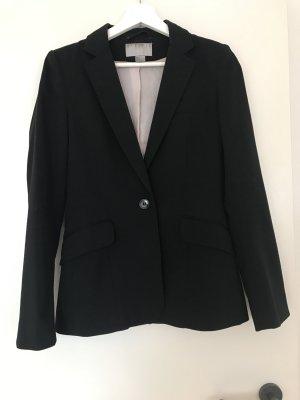 Damen Blazer Gr. 36 H&M schwarz