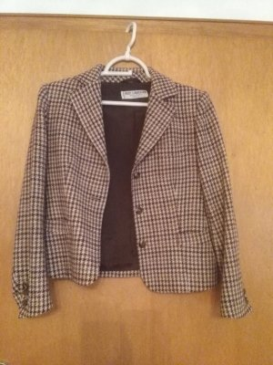 Guy Laroche Wool Blazer multicolored