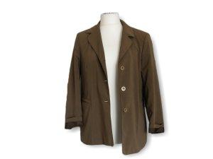 Damen Blazer, Jacke, Khaki, Gr. M, modern, elegant, günstig