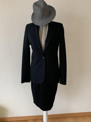 Damen Blazer/ Sakko/ Jackett schwarz von Zara Woman Gr. 36/EU S