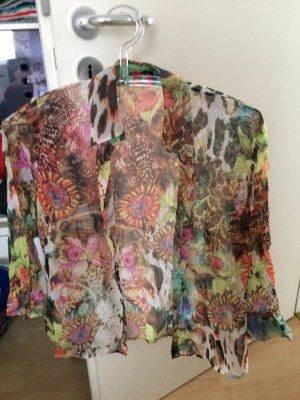 Otto Kern Blouse en crash multicolore